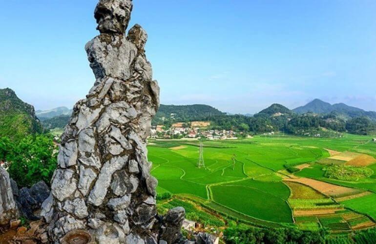 【越南諒山】最恆久的思念,等待丈夫歸來的望夫石