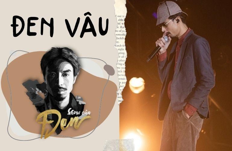 【越南饒舌】平凡卻不平凡的饒舌歌手Đen
