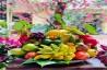【越南過年系列】 色彩繽紛的五果盤